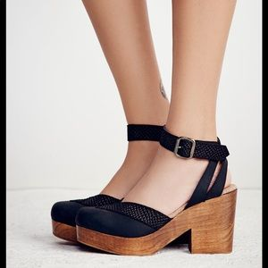 Free People Walk This Way Clog